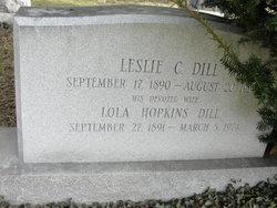Lola <i>Hopkins</i> Dill