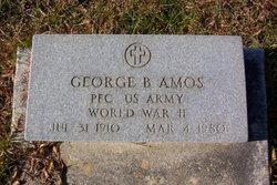 George Bernard Amos