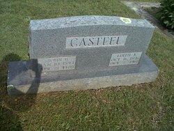 Edith A <i>Rice</i> Casteel