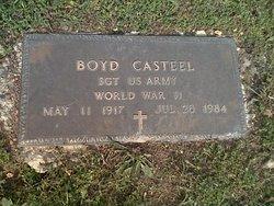 Boyd Casteel