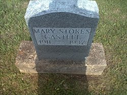 Mary Stokes Casteel