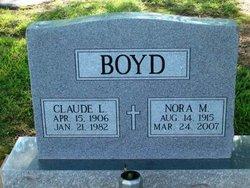 Nora Myers Boyd