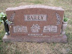Leota Alene <i>Spinner</i> Bailey