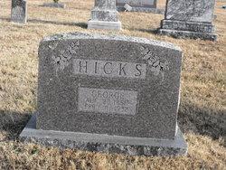 George James Hicks