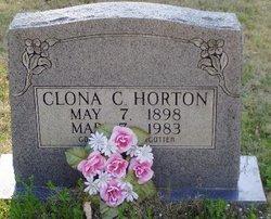 Clona C Horton