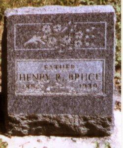 Henry R Bruce
