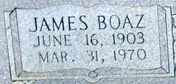James Boaz Orander