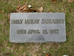 Emily <i>McKay</i> Sandusky