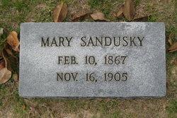 Mary Sandusky