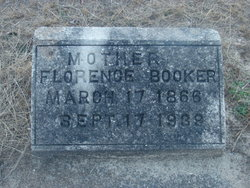 Florence <i>Cobb</i> Booker
