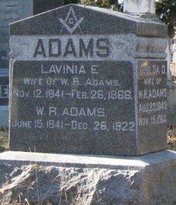 Lavina Emma Adams