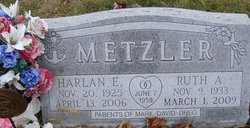 Ruth Ann <i>Outhouse</i> Metzler