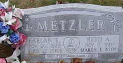 Ruth Ann <i>Outhouse</i> Metzler