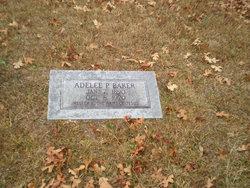 Adelee <i>Plunkett</i> Baker