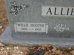 Willie <i>Hooter</i> Allien