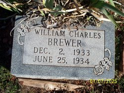 William Charles Billy Brewer