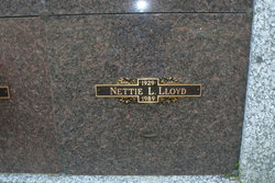 Nettie Lee Lloyd