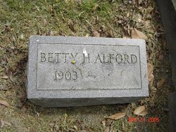Betty H. Alford