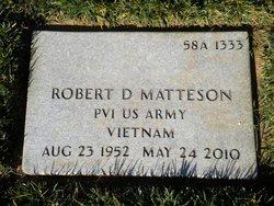 Robert Dale Matteson
