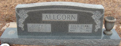 Joseph E Allcorn