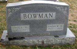 Viola Blanche <i>Minnick</i> Bowman