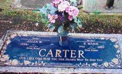 Elizabeth Marie <i>Fox</i> Carter