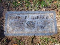 Joseph David Blackwood