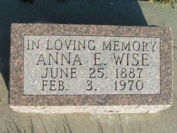 Anna Evaline <i>Binder</i> Wise