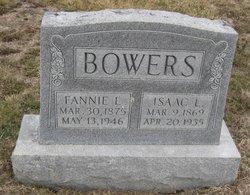 Fannie L <i>Williams</i> Bowers