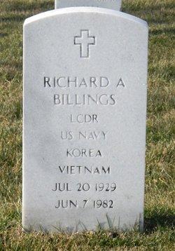 Richard Arthur Billings