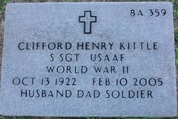 Clifford Henry Kittle