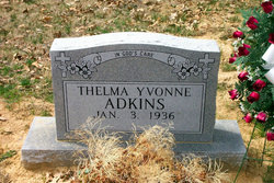 Thelma Yvonne Adkins