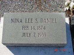 Nina Lee <i>S</i> Daniel