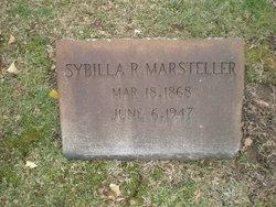 Sybilla Rebecca <i>Boyer</i> Marsteller
