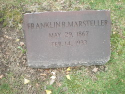 Franklin Reuben Marsteller
