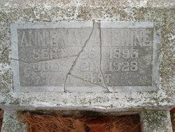 Annie May Alewine
