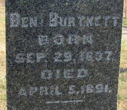 Ben Burtnett