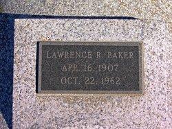 Lawrence R Baker