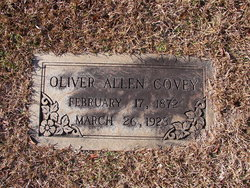 Oliver Allen Covey