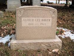 Alfred Lee Baker