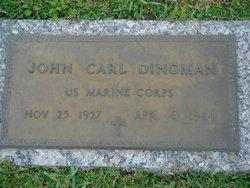 John Carl Dingman