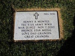 Benny R Montes