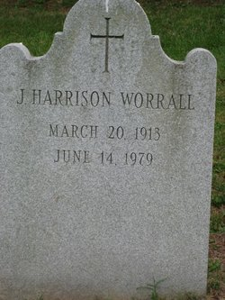 Joseph Harrison Worrall