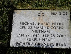 Michael Harry Petri