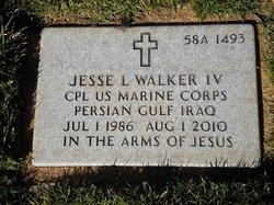 Jesse L Walker, IV