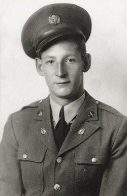 Sgt Gerald Leon Sparrow Endl