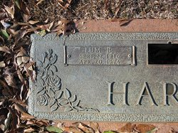 Lum B Hardy