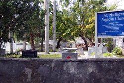 Saint Matthews Anglican Episcopal Church Cemetery