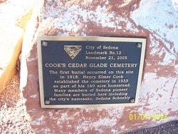 Cooks Cedar Glade
