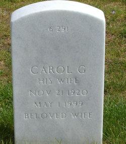 Carol G Scott